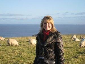 jan in pasture